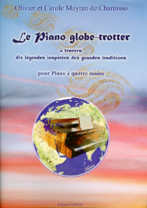 partition : Le piano globe-trotter